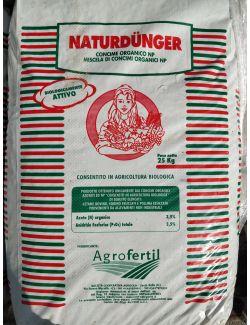 Naturdünger - concime organico stallatico pellettato